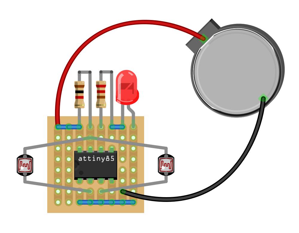 Arduino Project 9: Light Sensitive LED - DFRobot