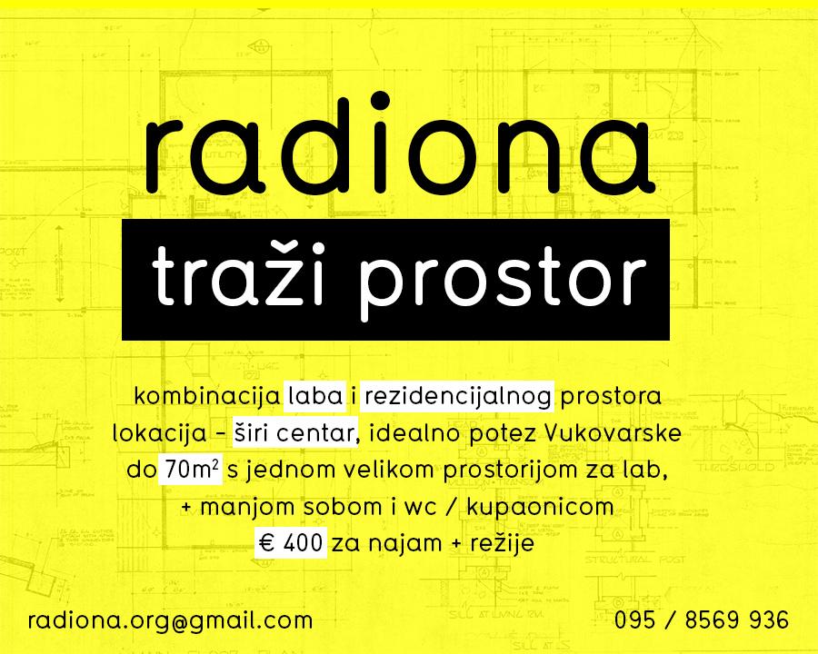 RadionaTraziProstor